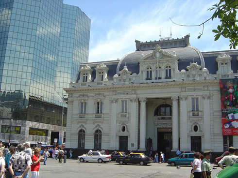 City Tour Plaza de Armas - Santiago - Chile - Transbus